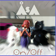 The Asa On / off CD Cover Art Work by ATR Records