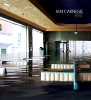 Iain Carnegie Rise CD Art Work Cover